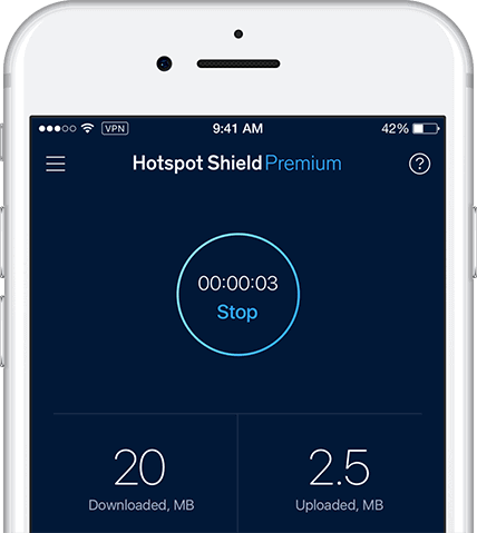 Hotspot Shield: La mejor VPN para iOS e iPhone
